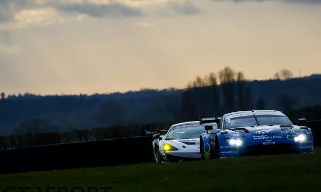 TF Sport back to GT3 for Silverstone Showdown