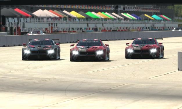IMSA Sebring: Spengler wins virtual SuperSaturday for BMW