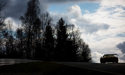 VLN pre-season test report