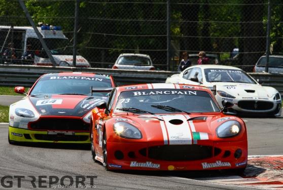 Blancpain GT Monza 2011