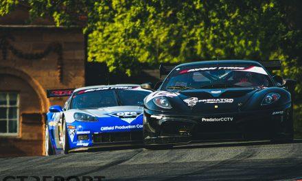 Retro GT: British GT Oulton Park