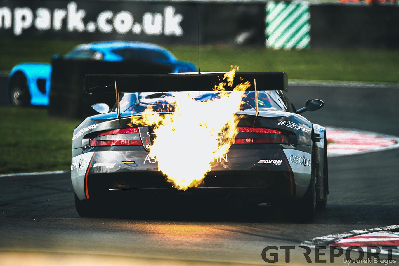 Retro GT: British GT Oulton Park, Pt.II