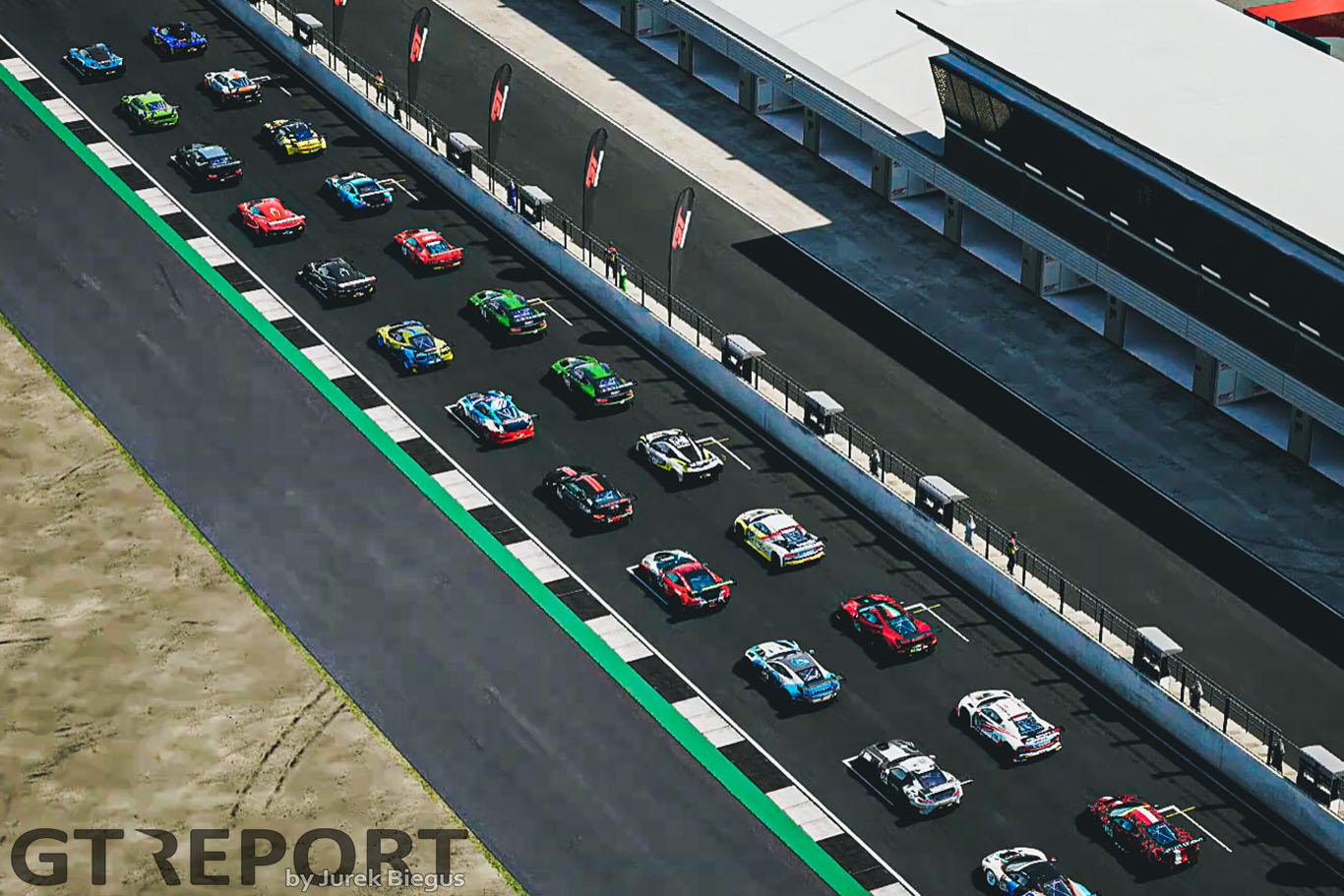 SRO E-Sport Silverstone