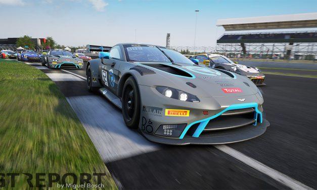SRO E-Sport GT Series Silverstone live stream