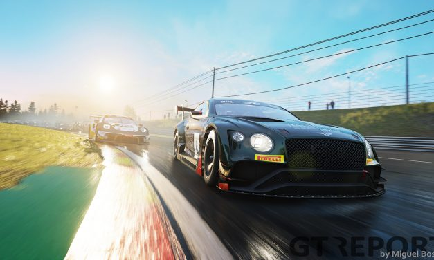 SRO E-Sport GT Series Spa live stream