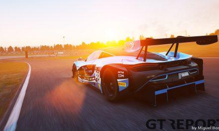 SRO E-Sport GT Series Nürburgring: Barnicoat beats Deletraz by 0.07 seconds