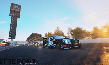 SRO E-Sport GT Series Barcelona live stream