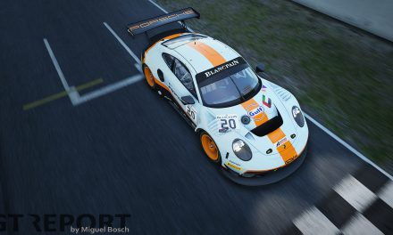 SRO E-Sport GT Series Barcelona: Delétraz dominates to take first win