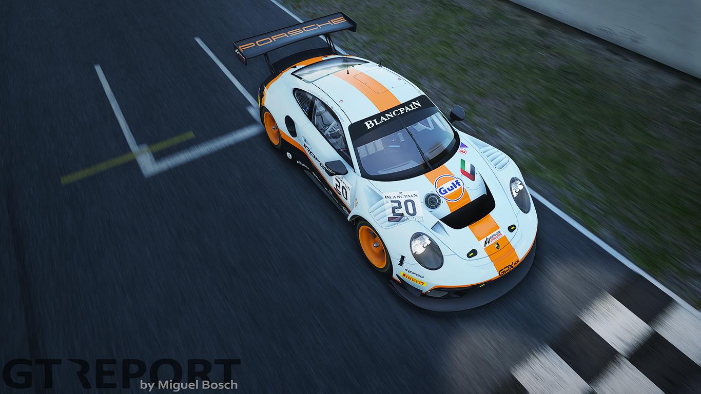 SRO E-Sport GT Series Barcelona: Delétraz dominates to take first win