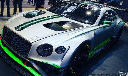 Bentley Continental GT3 2018: Tech analysis