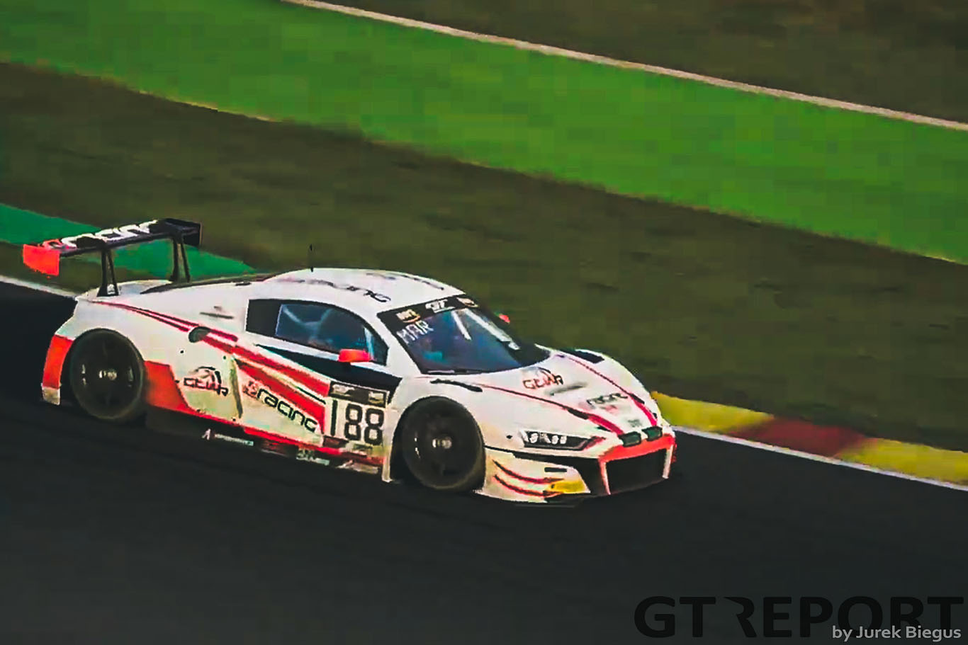 SRO E-Sport GT Series Spa: Marcucci takes easy lights-to-flag victory
