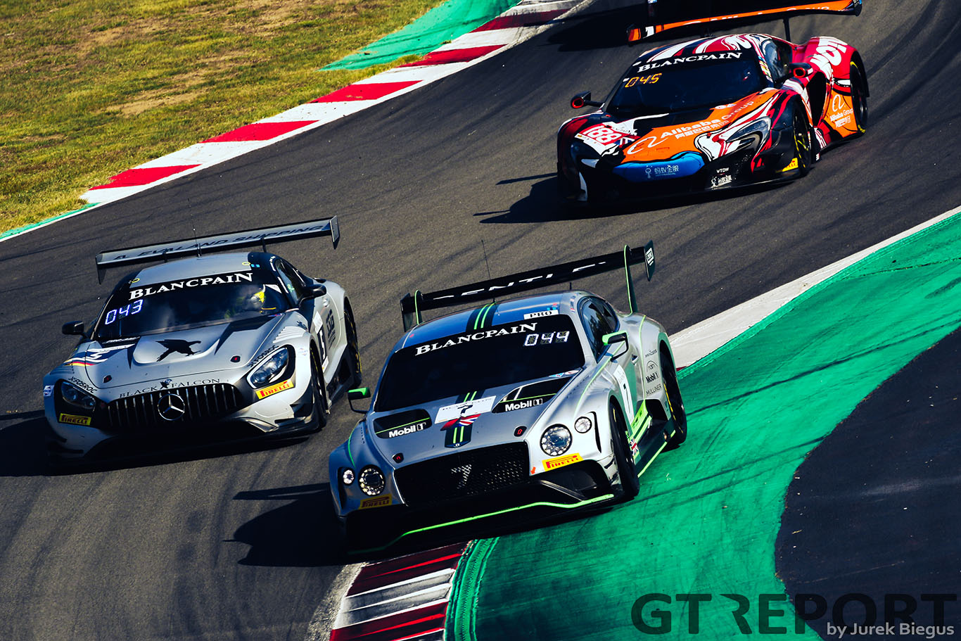 | Blancpain GT Series Endurance | Circuit de Catalunya | 30 September 2018 | Photo: Jurek Biegus
