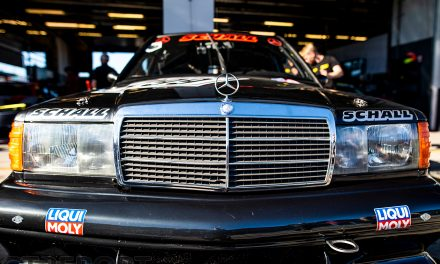 Retro GT: Schall Racing Mercedes-Benz 190 Evo II