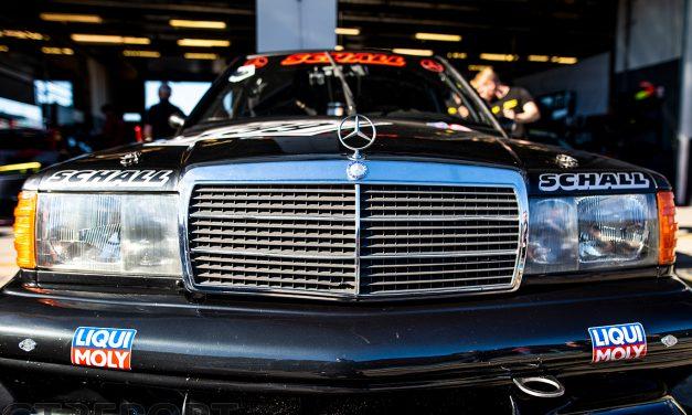Retro GT: Schall Racing Mercedes-Benz 190 Evo II