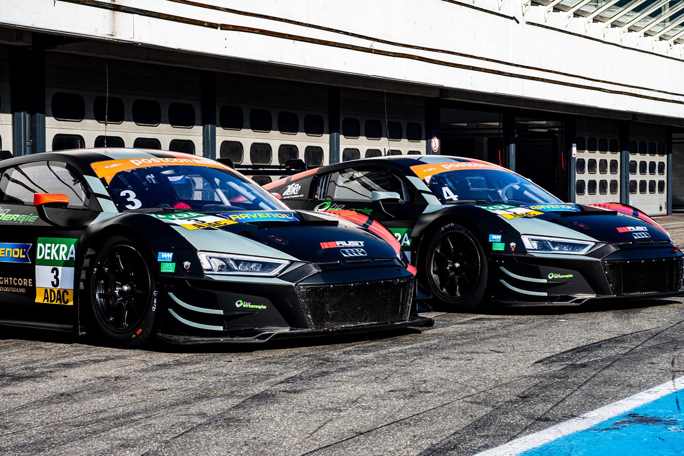 Hendrik von Danwitz to debut in ADAC GT Masters with Aust Motorsport