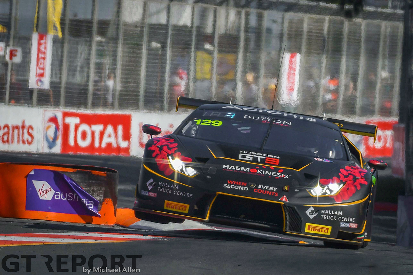 Sydney Motorsport Park to host Australian GT return; Ryan Simpson announces Mercedes-AMG campaign