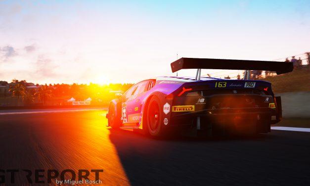 SRO E-Sport GT Series Kyalami live stream