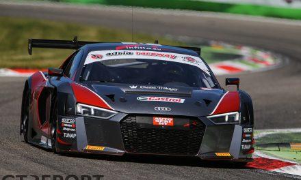 Audi Sport Italia signs Italian GT sprint champ Riccardo Agostini