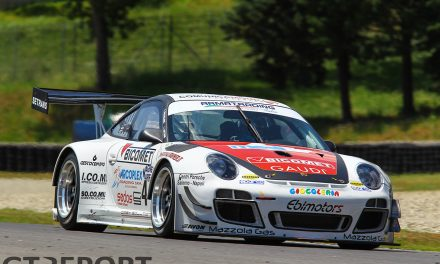 Ebimotors returns to Italian GT with Porsche
