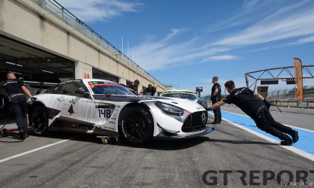GetSpeed presents three-car Mercedes-AMG GT3 line-up for VLN1
