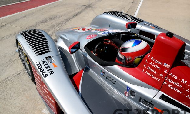 Audi R8 LMP: Domination through technology
