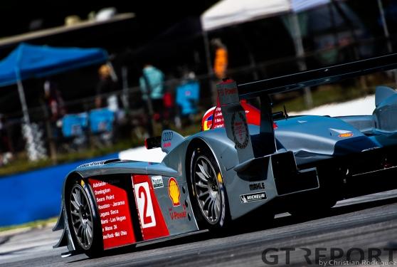Audi R8 LMP