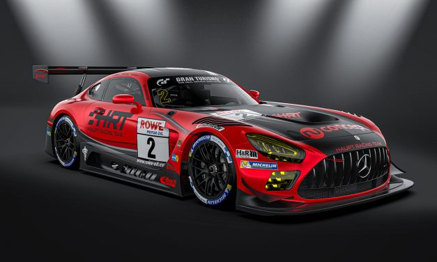 Newly established Haupt Racing Team replaces Black Falcon on AMG's factory roster