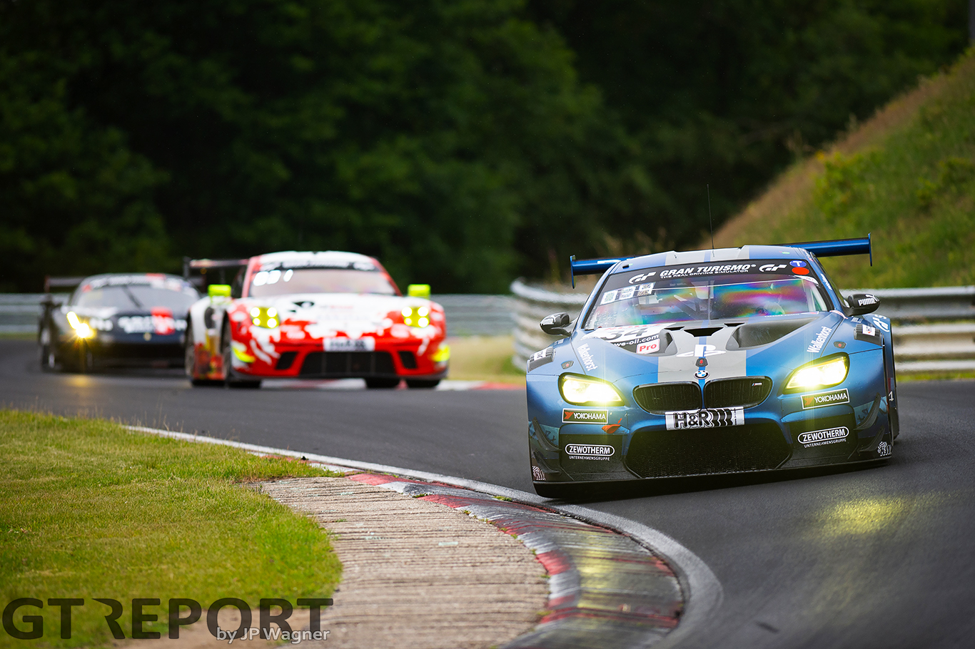 VLN1 race report: Walkenhorst wins after penalty Haupt Racing on final lap