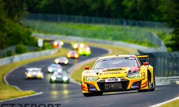 VLN Nürburgring Endurance Series NLS1 entry list