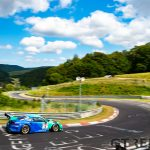 Falken continues two-car Porsche program at Nürburgring