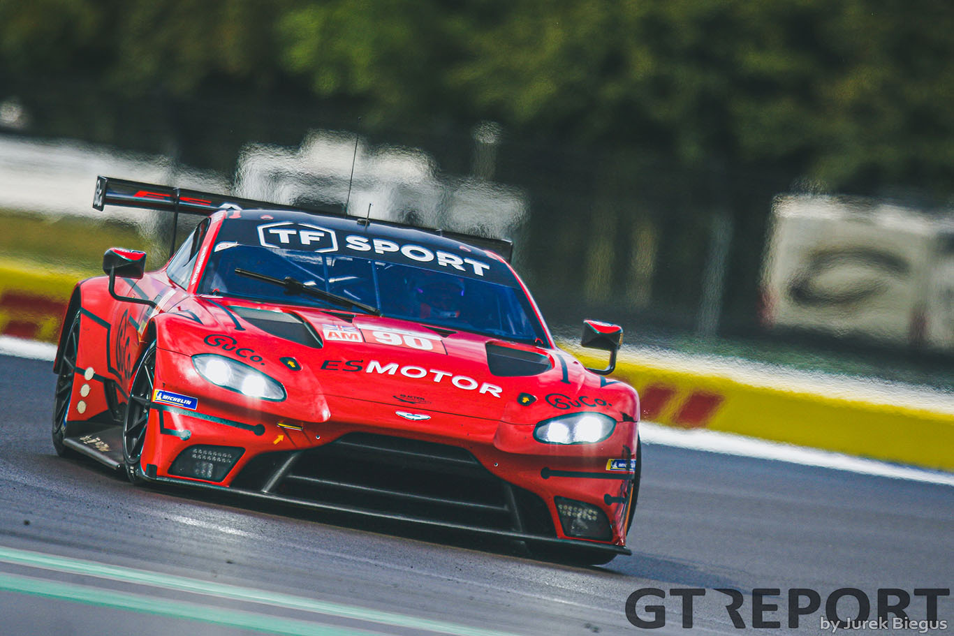 TF Sport and Salih Yoluc back to GT Open