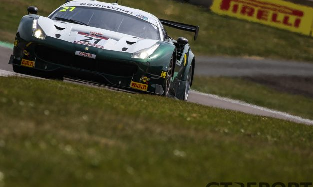Ferrari back to British GT; TF Sport out