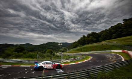 VLN second pre-season test gallery