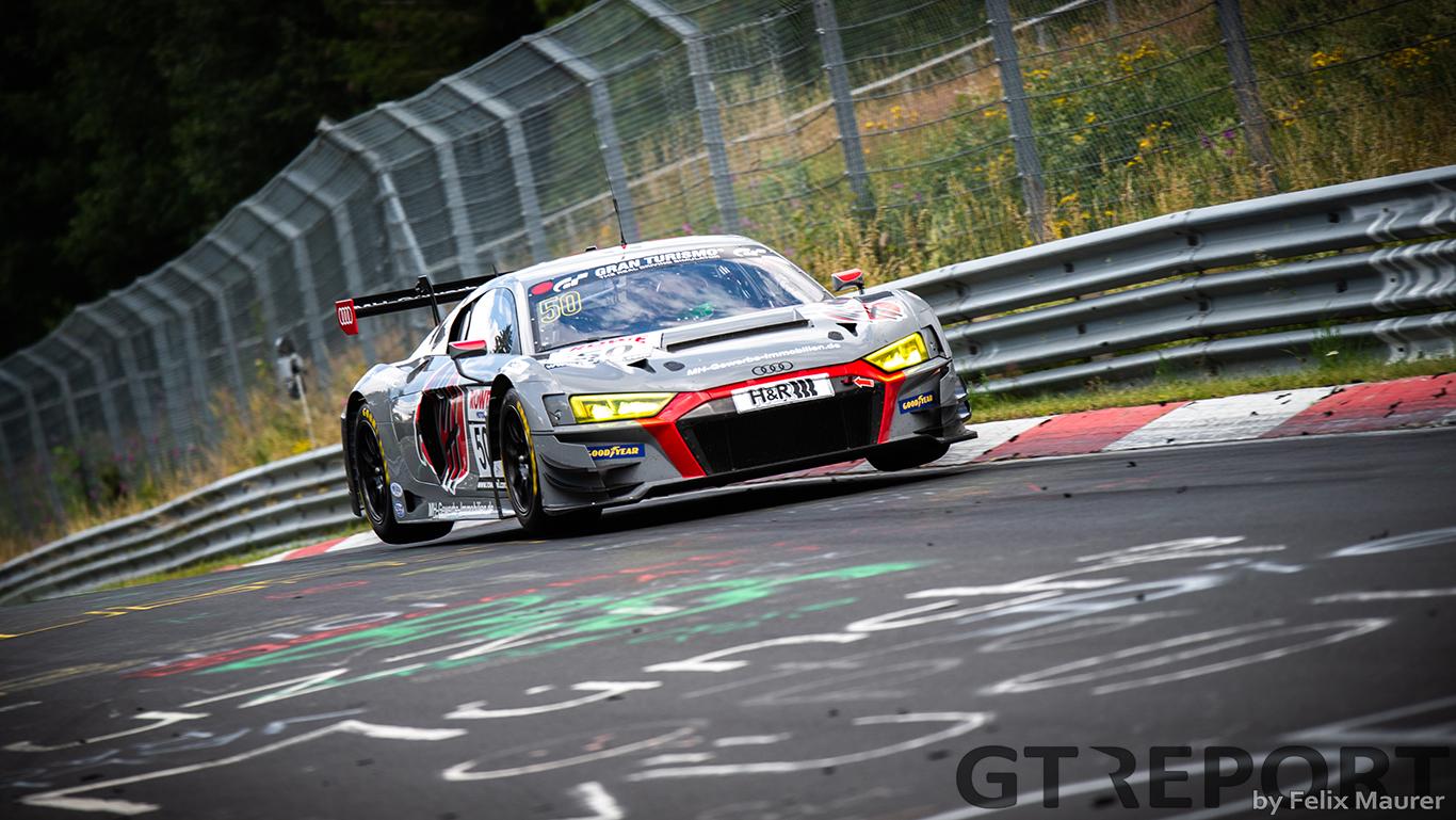 VLN Nürburgring Endurance Series NLS2 entry list