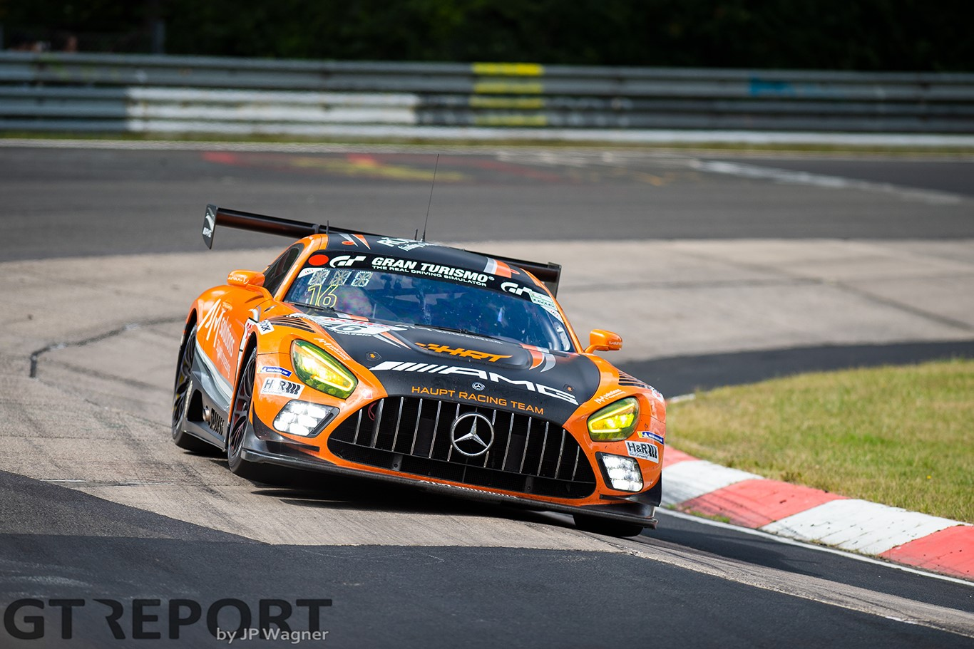 VLN2 race report: Haupt Racing Team makes it stick for first-ever victory
