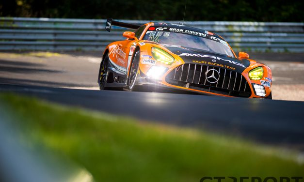 VLN3 qualifying report: Haupt Racing Team claims pole for Sunday race