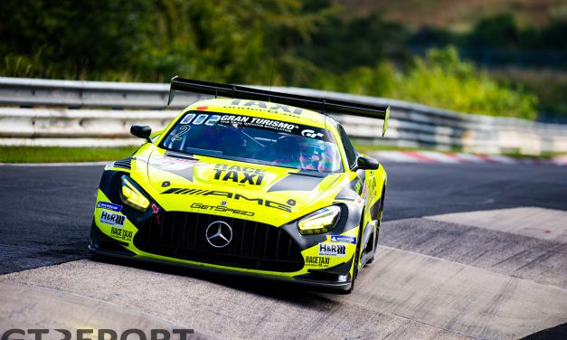 GetSpeed back at the Nürburgring with three Mercedes-AMG GT3s; Moritz Kranz to make GT3 debut