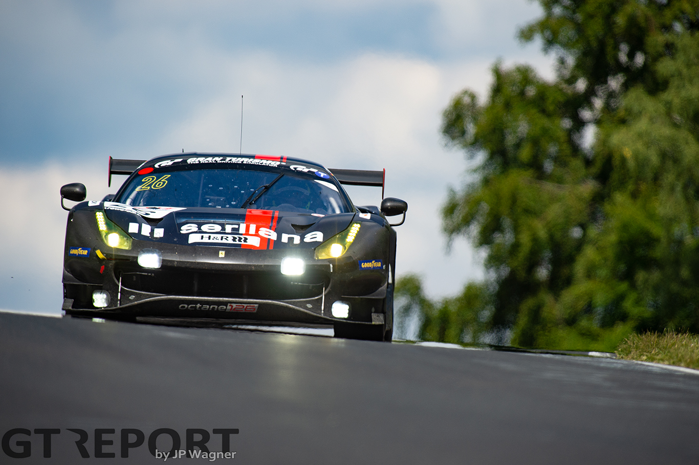 VLN3 race report: Octane126 narrowly beats Haupt Racing for team's maiden win – Octane126 DQ UPDATE