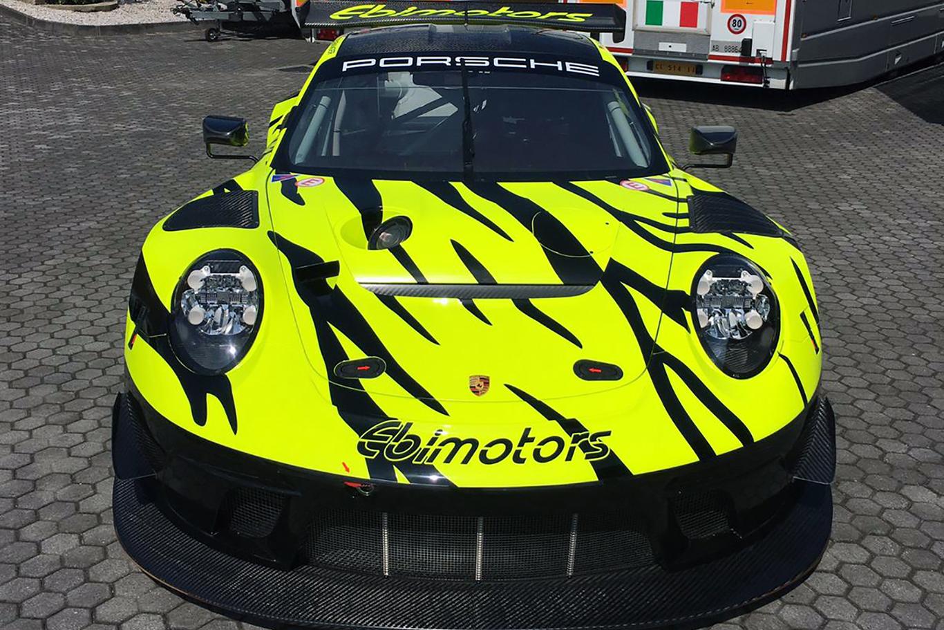 Ebimotors adds second Porsche to Italian GT campaign for former Le Mans winner