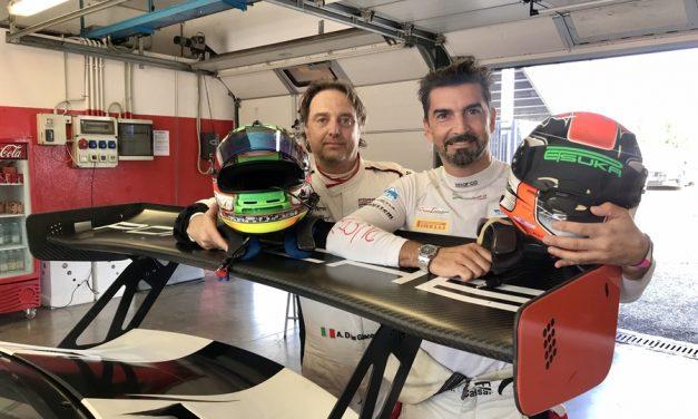 Dinamic Motorsport join Italian GT Sprint Championship