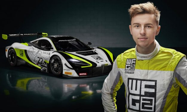 Jenson Team Rocket RJN to join British GT
