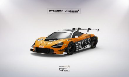 Optimum Motorsport bring a McLaren to British GT