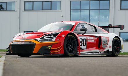 Steller brings Audi GT3 to British GT