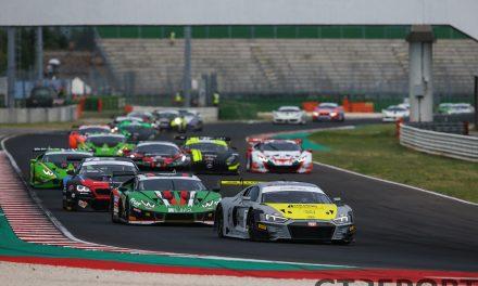 Italian GT Misano entry list