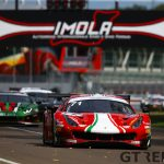 Italian GT Imola: No competition for AF Corse at Autodromo Enzo e Dino Ferrari