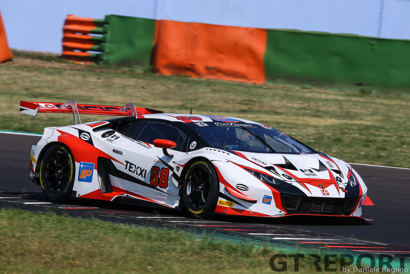 LP Racing confirms Perolini and Cecotto for Italian GT Sprint program