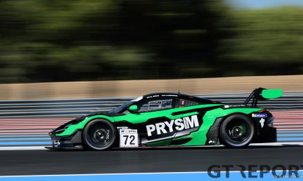International GT Open Paul Ricard live stream