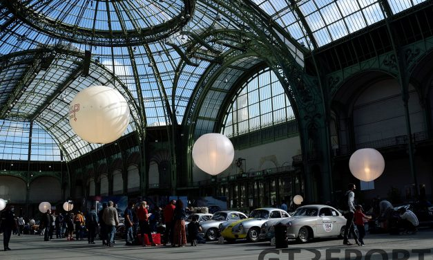 Tour Auto Grand Palais presentation report