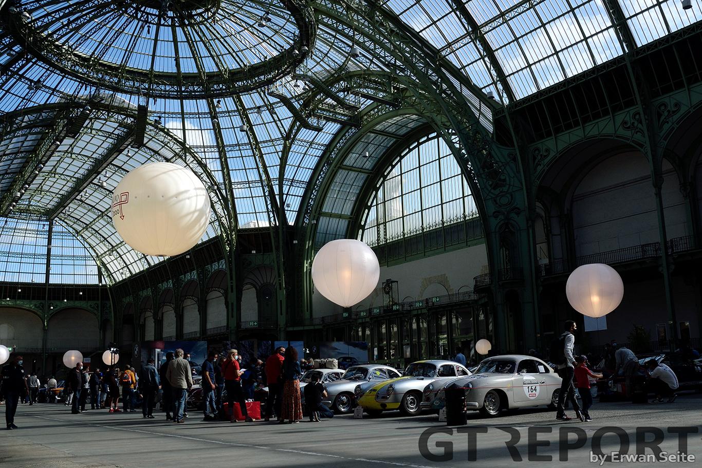 Tour Auto Grand Palais presentation report