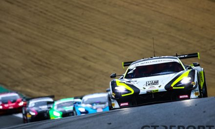 British GT reaches dramatic conclusion at blue-riband Silverstone 500